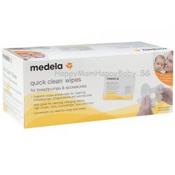 Medela Wipes Box of 40pcs
