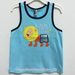 Sleeveless Lionet First Learn Blue
