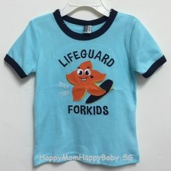 Tee Lifeguard Starfish Blue