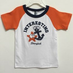 Tee Starfish White